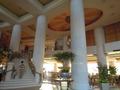 ホテルの豪華なロビー