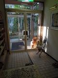 玄関の様子