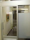 1階の喫煙所