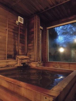 貸切風呂(ワッカの湯)その10