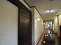 客室前の廊下 その1