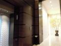 1階エレベータ前の様子