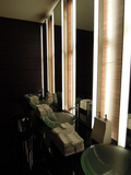 ロビー階のトイレの洗面台