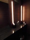 ロビー階トイレ内のメイクルーム