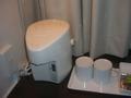 電気式湯沸かし器