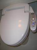 洗浄トイレ付