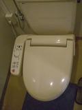 お風呂のトイレ