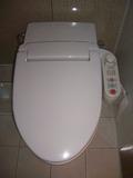 洗浄機付トイレ