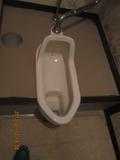 浴場のトイレ