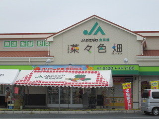 道の駅豊崎