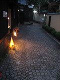 神楽坂の石畳