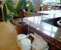 1Fカフェインザパーク内テーブル