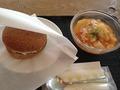 1Fカフェ スープセット