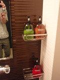 シャワールームのシャンプー