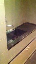 共用の洗面台
