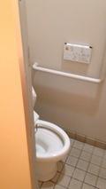 ロビーのトイレ