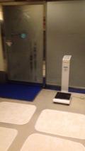 風呂の体重計