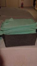 保冷パック用のタオル