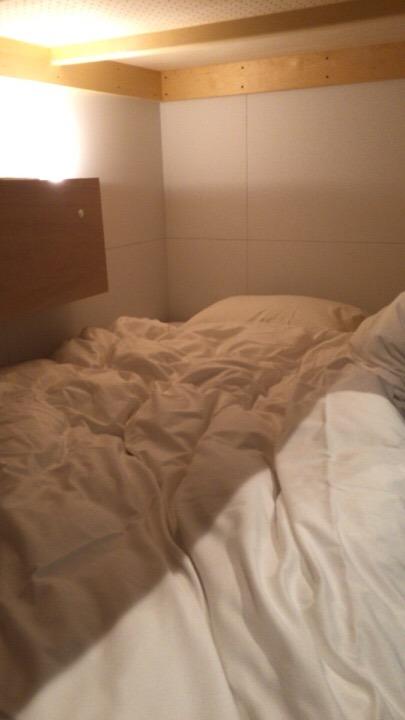 ベッド、ふとん