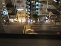 窓からの風景(夜)