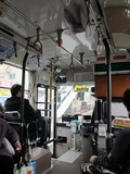 ホテルまでのバスの乗り方