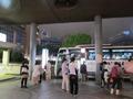 送迎バス乗り場