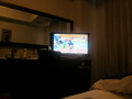 寝ながらテレビ