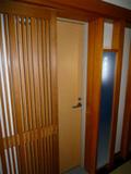 部屋の玄関口