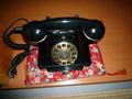 部屋の電話機