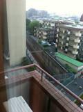 京急側の眺め