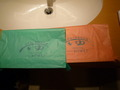 タオルを入れる袋
