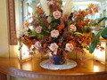 ロビーにある大きな花瓶