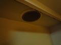 館内放送用スピーカー
