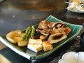 和牛の鉄板焼すき焼き風味(鉄板焼 恵比寿)