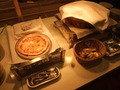 ピザ・パン(レストランフォンタナ)