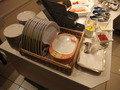 子供用の食器(レストランフォンタナ)