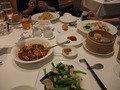 中華料理は量が多い!(szechwan restaurant 陳)