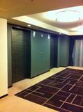 エグゼグティブフロアーのエレベーターホール