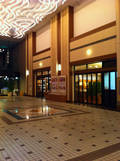 ホテル内のレストラン