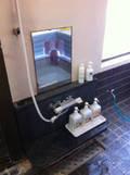 岩戸の湯の洗い場