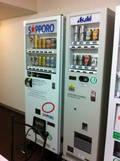 5階の自動販売機