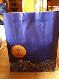 香雲館の紙袋