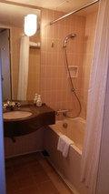 スーペリアダブルのバスルーム