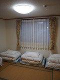 1回の寝室