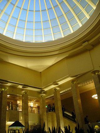 天井の高さに開放感