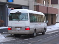 空港への無料バス