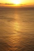 部屋からの景色(日の出)2