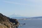 部屋からの景色富士山(昼間)