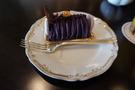 紫芋のモンブランです。