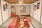 軽食屋にある畳1
